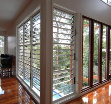 Louver Blinds