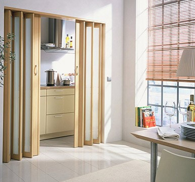 sliding door design for kitchen