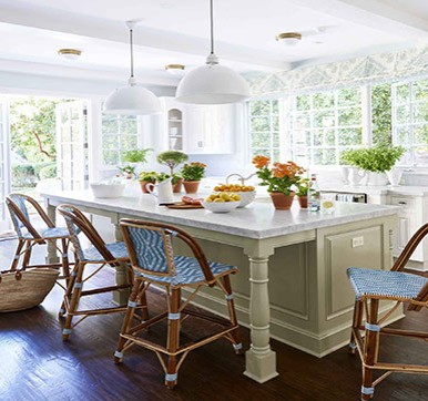 Kitchen Island With Seating Arrangement