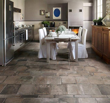 Beautiful Old Stone kitchen tiles