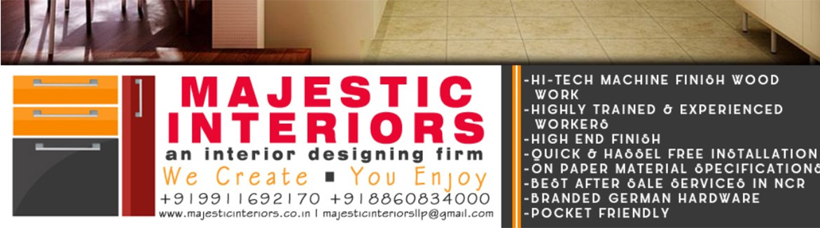 Majestic Interiors cover image