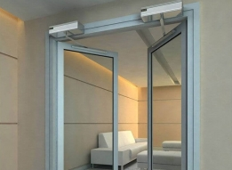 Automatic Swing Door by Smartpower House