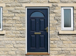uPVC Doors by Vintage Building Systems