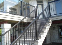 Aluminium Railings by Excellent Tech India