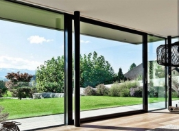 Aluminium Lift & Slide Doors by Symphony Glass & Aluminium