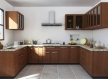 U Shaped Modular Kitchen by Sublime