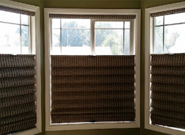 Roman Window Blinds by Johnson Blinds
