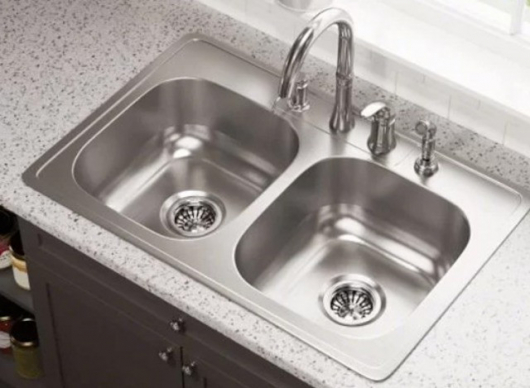 Stainless Steel Kitchen Sink by House Decore
