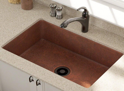 Copper Kitchen Sink by House Decore