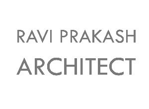 Ravi Prakash Architect logo